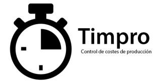 Captura de datos en planta Timpro Sage Murano