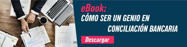 ebook: Conciliación bancaria