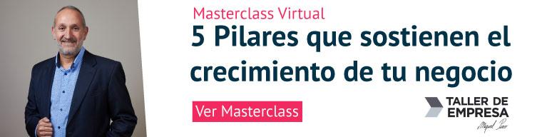 Masterclass Virtual Miquel Pino