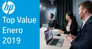 Top value hp enero